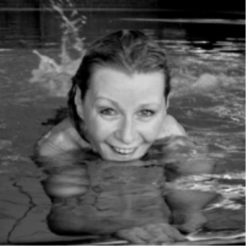 Amanda Swimming