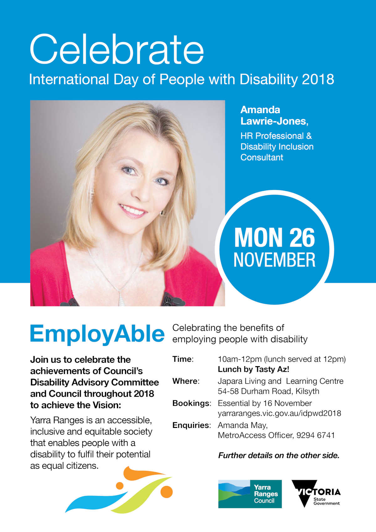 EmployAble – International Day of People with Disability