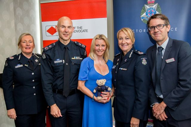 Public Advocate's Police Awards 2018