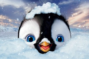 Penguin Happy Feet